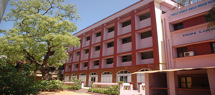 Christ Church Anglo Indian Higher Secondary School